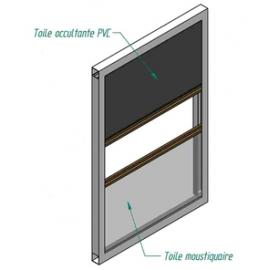 store fenêtre pour mobil-home - kidi soleil - Store Occultant Interieur Pour Fenetre