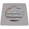 Aérateur extérieur pour tube PVC Diam 100