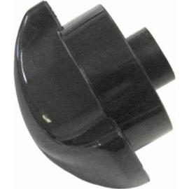 Bouton noir lumière + minuterie four